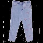 Strasszos ruhák - strasszköves nadrágok