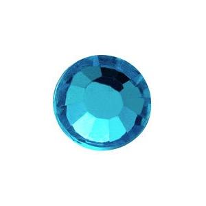 vasalható világos kék strasszkő