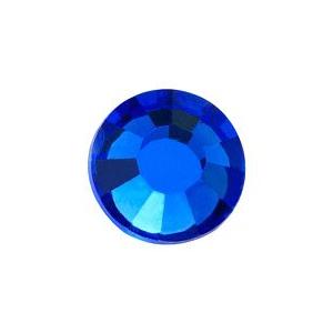 vasalható sötét kék strasszkő