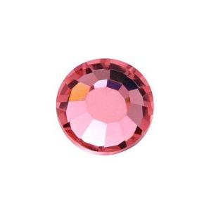vasalható rózsaszín strasszkő