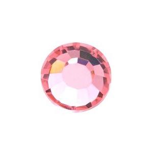 vasalható halvány rózsaszín strasszkő